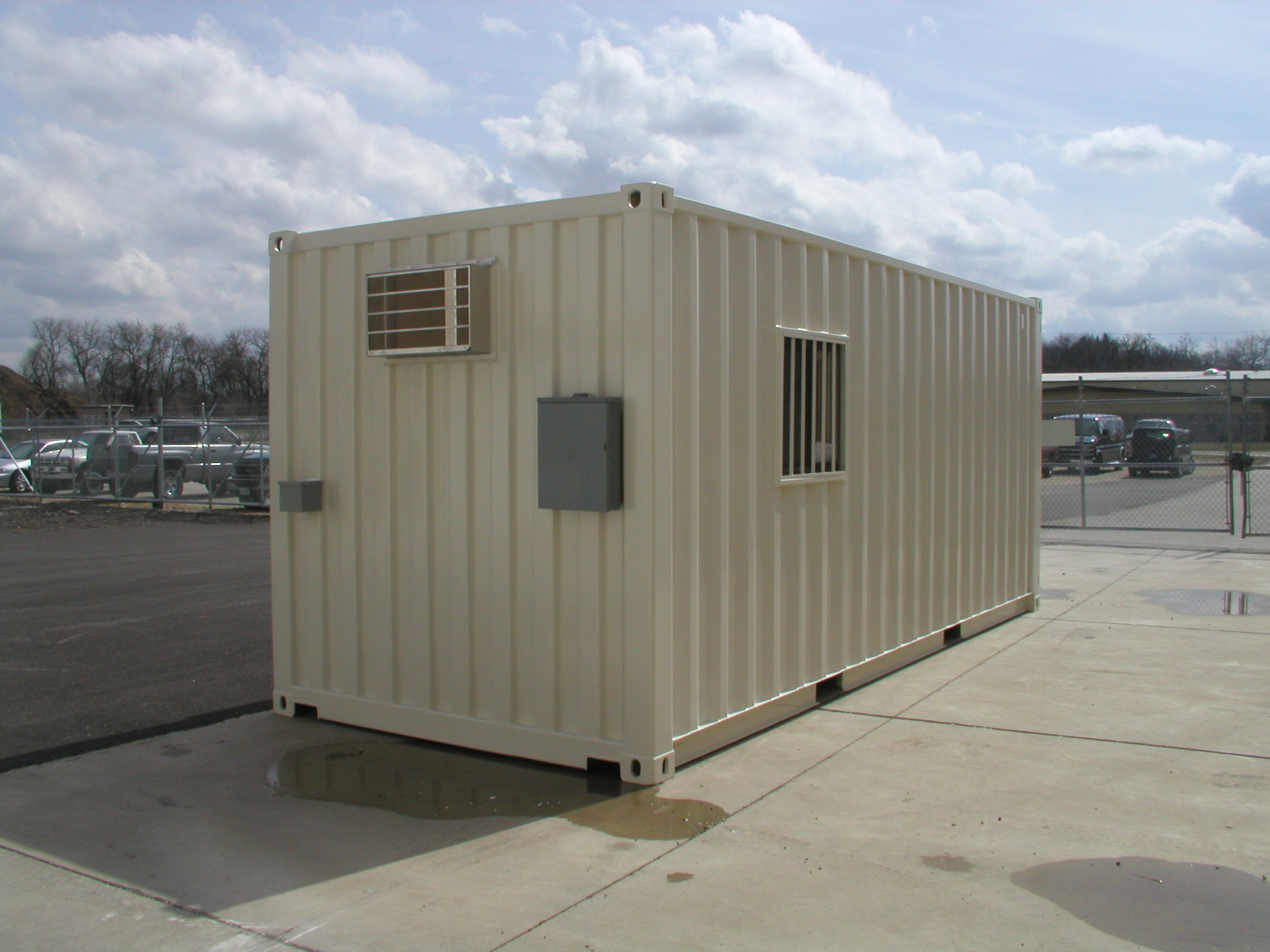 Shipping container offices for sale - Mobile home container ...