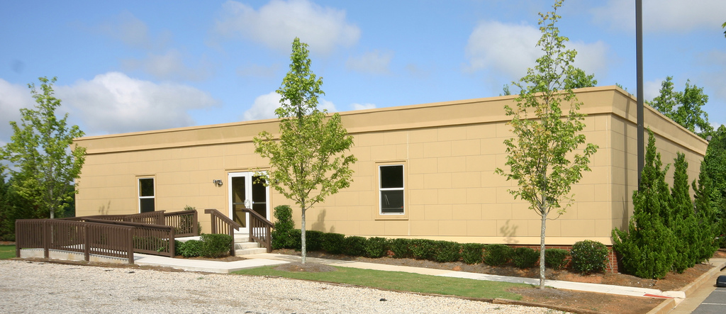 Building Modular permanent modular buildings, offices, schools and more