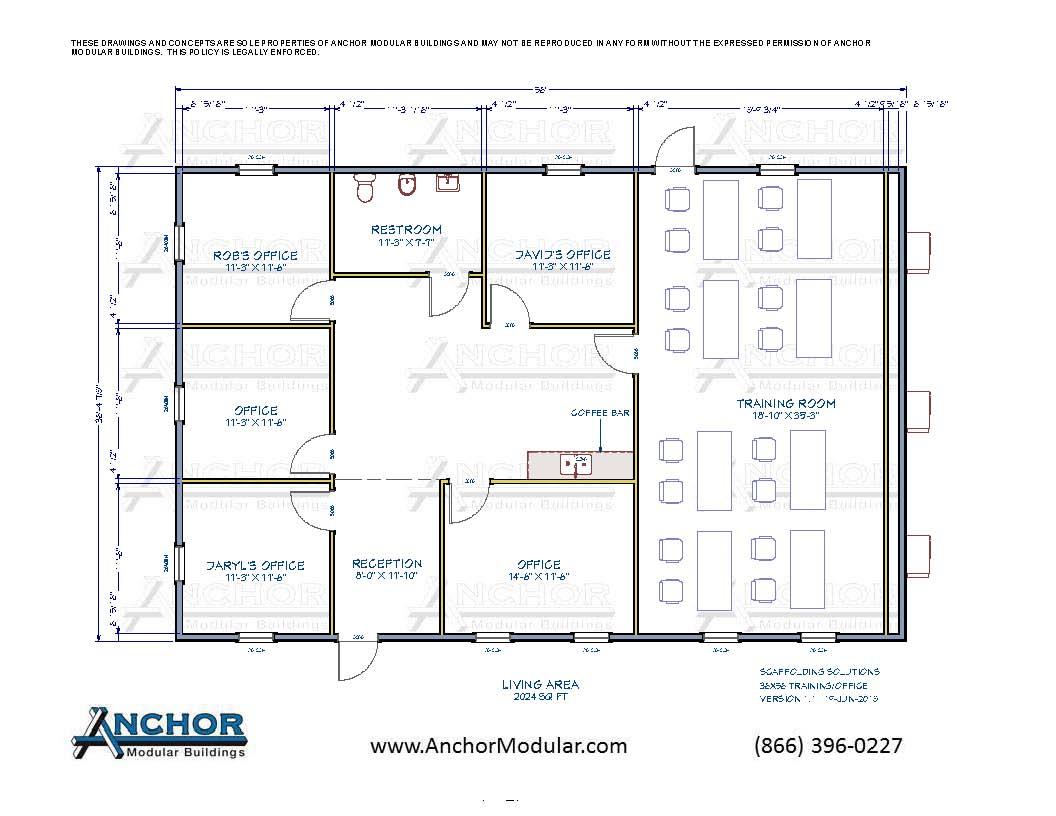 Modular Classroom Floor Plans
