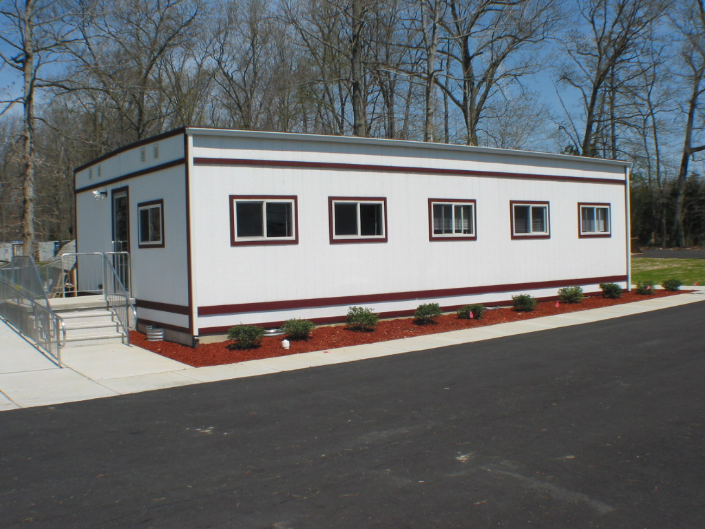 Modular Classroom Security ~ Modular classrooms relocatable temporary