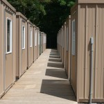 prefabricated portable booths