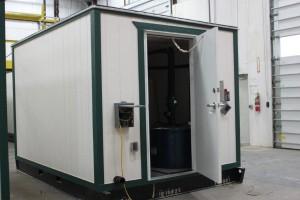 Modular waste storage